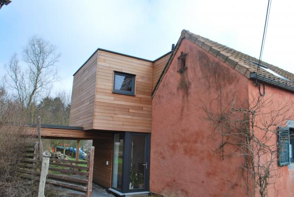 Confort Bois - Annexe - Extension